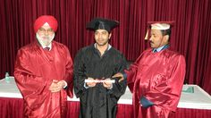 Dr. Abhilash Jayachandran receiving certificate of Diploma in minimal access Surgery at World Laparoscopy Hospital. For more detail please log on to www.laparoscopyhospital.com