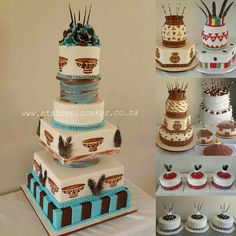 Traditional Wedding Cakes, Desserts, Food, Tailgate Desserts, Deserts, Essen, Postres, Meals, Dessert