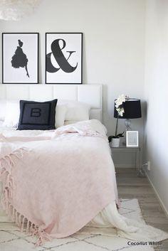 The Scandinavian Design Secret to Make Your Home Feel Bigger! Scandinavian Interior Bedroom, Scandinavian Design, Home Bedroom, Diy Bedroom Decor, Home Decor, Room Inspiration, Interior Inspiration, Beautiful Bedrooms, Architecture