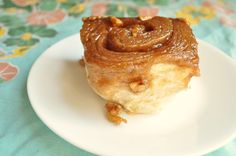 The Vanilla Tulip: Two Way Cinnamon Rolls