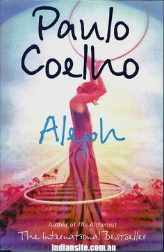 """Here we are again and for those who don't know us, we are The Quick Book- Your Guide to Famous Books, and today we are going to give a sneak peek into the book """"Aleph"""". An amazing book by Paul Coelho."""