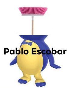 Funny Images, Funny Pictures, Memes Lindos, Pablo Escobar, Spanish Memes, Cute Memes, Meme Faces, Mood Pics, Otaku Anime