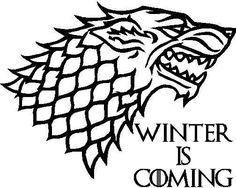 Game Of Thrones Tattoo, Tatuaje Game Of Thrones, Art Game Of Thrones, Game Of Thrones Wolves, Dessin Game Of Thrones, Game Of Thrones Drawings, Game Of Thrones Winter, Game Of Thrones Party, Game Of Thrones Sigils