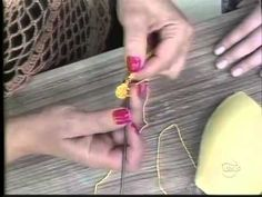 Top biquíni de crochê, Cristina Amaduro