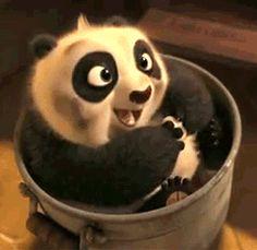 Kung Fu Panda Baby Po Awesomemovie Things I Need In 2019 Kung