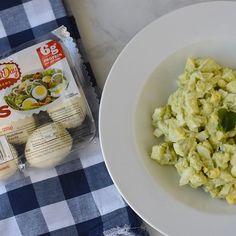 Avocado Egg Salad Avocado Egg Salad, Tuna Salad, Chicken Salad, Avocado Chicken, Recipe Using Hard Boiled Eggs, Hard Boiled Egg Recipes, Avocado Recipes, Lunch Recipes, Salad Recipes