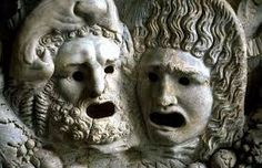 An Introduction to Ancient Greek Tragedy Ancient Greek Theatre, Tragedy Mask, Greek Tragedy, Comedy And Tragedy, Greek Art, Dark Ages, Ancient Greece, Self Defense, Ancient Art