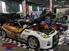 Salon de Québec Auto Sport 2016. AdrenalineQC Drag Racing Videos & Pictures. www.AdrenalineQC.com Drag Racing Videos, Vehicles, Car, Sports, Hs Sports, Automobile, Sport, Autos, Vehicle