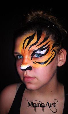 Tiger Step 1