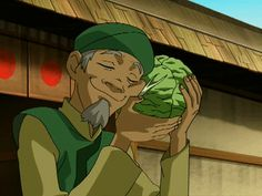 the perks of being a greengocer part 4 * poor greengrocer man * ATLA