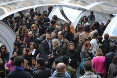 www.hoyonline.tv/ Fotos tomadas por el equipo de HoyModa en la 080 BARCELONA FASHION 2012