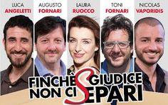 Claudia Grohovaz: FINCHE' GIUDICE NON CI SEPARI - Teatro Condominio ...