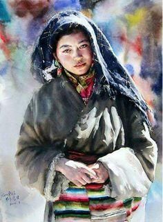 Liu Yungsheng - portrait 3