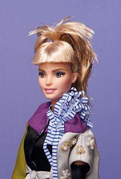 Vogue Italia September 2015, OOAK Fashionistas Barbie