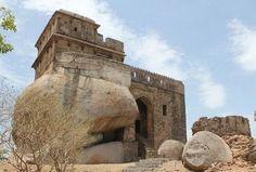 Madan Mahal Fort - Jabalpur - Madhya pradesh - India