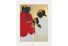 'Panditas' Serigraph Art Print by T Vaikuntam. This screen print is available in editions of Famous Indian Artists, Female Characters, Screen Printing, Colours, Paintings, Art Prints, Artwork, Screen Printing Press, Art Impressions
