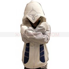 assassin's creed 3 costume for kids at target | Assassin's Creed 3 Connor Kenway Hoodie Jacket Cosplay Costume