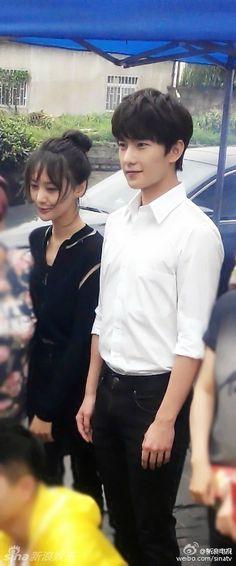 Yang Wei, Yang Yang Actor, Wei Wei, Yang Yang Zheng Shuang, Love 020, Eternal Love Drama, Tv Series 2016, Chinese Fans, Love You Babe