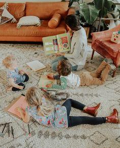 Teaching kids to love art. (+ Joules Peter Rabbit Line!)