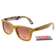 Rare Prints Ray Ban 2132 New Wayfarer Sunglasses for Sale RPNW17
