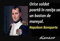 Aceste citate, gânduri, maxime, aforisme, cugetări ale lui Napoleon Bonaparte reflectă ambiţia sa, tenacitatea sa ieşită din comun, dar şi f...