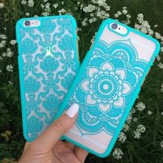 Imagen de case, iphone, and blue
