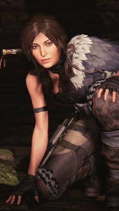 Tomb Raider Game, Tomb Raider Cosplay, Tomb Raider Lara Croft, Lara Croft Wallpaper, Laura Croft, Comic Games, Ps4 Games, Vampire Academy, Jessica Nigri