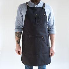 Coexs Poches Tablier Patterns Cuisine Cuisine Restaurant Boulangerie Protection Taille Demi Couverture Tablier Avec Poche 1#