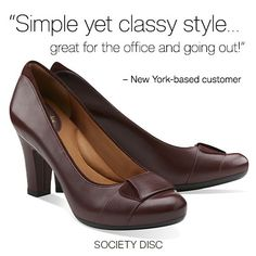 Clarks heels and pumps | Society Disc | Clarks Customer Favorites