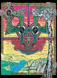 The Accidental Dragon by CelticMandala on Etsy