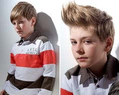 two ways to where this versatile haircut - boys haircuts