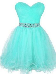 Custom Made Sweetheart Neck Short Prom Dress, Short Homecoming Dress, Short Graduation Dress