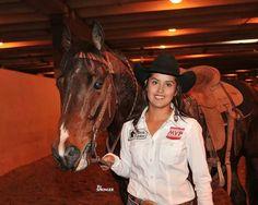 ❦ Kassidy Dennison and Eagle - Barrel Horse News