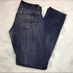 I just added this to my closet on Poshmark: 7 For All Mankind Kimmie Straight Leg Jeans. Price: $30 Size: 27