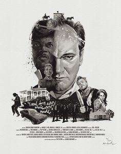 Portraits, Quentin Tarantino — Stellavie & Julian Rentzsch