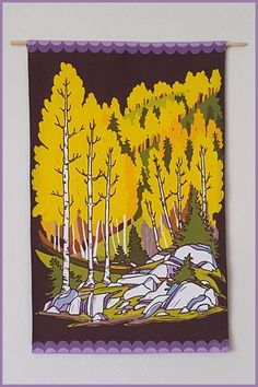This small fabric tapestry makes a great piece for any small piece of wall that is needing a bright splash of color in a bedroom, living room, kitchen or where ever you see fit. Would also make a great wedding gift for the new couples home! #uniqueweddinggiftidea #blockprintfabric #bohofabrictapestry #bohofabricwalldecor Small Tapestry, Tapestry Nature, Boho Style Decor, Bedroom Artwork, Wall Decor, Wall Art, Room Kitchen, Artwork Prints, Unique Art