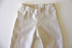 TUTORIAL: Kid Pants with a Flat Front | MADE