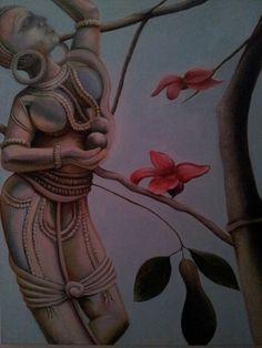 India by Santidrián