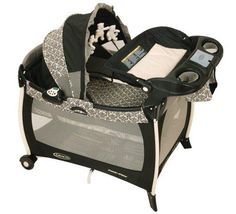 $169.98  (CLICK IMAGE TWICE FOR UPDATED PRICING AND INFO) Graco Silhouette Pack \'N Play Playard with Bassinet and Changer - See More Baby Cribs at http://www.zbuys.com/level.php?node=5910=baby-cribs