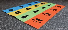 Animal Tracks Twister Game - National Wildlife Federation - this would need to be adapted to NZ animals Cub Scouts, Girl Scouts, Camping Activities, Activities For Kids, Cat Games For Kids, Animal Tracks, Cat Health, Nature Crafts, Feathers