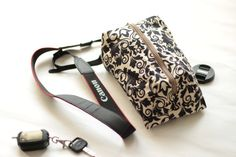 Your place to buy and sell all things handmade Camera Bag Backpack, Dslr Camera Bag, Camera Case, Photography Camera, Photography Women, Bb Cushion, Knitting Needle Case, Small Camera, Fuji