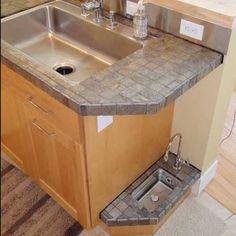 Pet sink