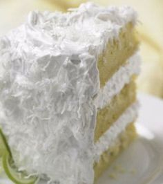 Seven-Minute Coconut Frosting