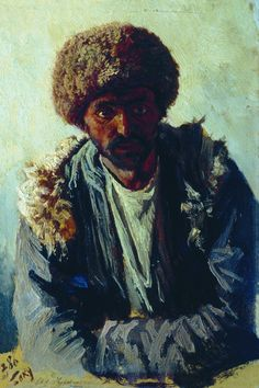 Nikolai Alexandrovich Yaroshenko (1846 - 1898) - The Bakunian, 1886