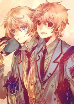 Alois & Luca | Kuroshitsuji / Black Butler