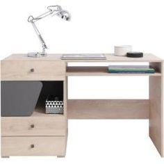 Schreibtisch Noel mit Unterschrank Jugendzimmer Büro Modern Computertisch
