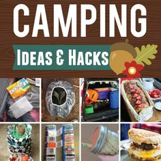 We've discovered even MORE genius camping ideas to make your next outdoor adventure the best. Check out the Ultimate List of Camping Ideas {Round 2}!