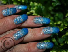 Thulian In Wonderland: Finland independence day nails