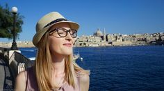 [VIDEO] Malta VLOG: Sliema   podróżowanie autobusem po Malcie