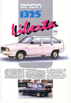 This is one of the later models of the Dacia 1300 series. Initialy this car was based on the Renault The hatchback style was developed by Dacia and was built from 1991 until Fifth Gear, Romania, Really Cool Stuff, Cars, Nice, Motorbikes, Vehicles, Autos, Automobile